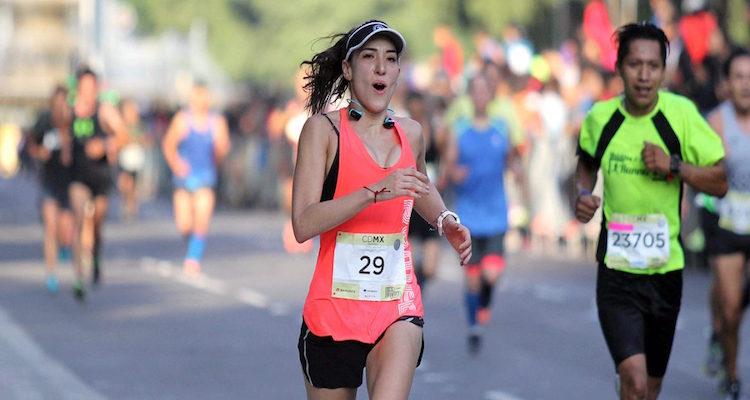 errores al correr un maratón