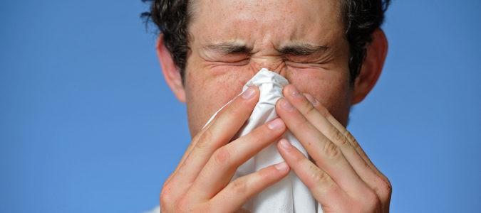 es posible tener alergia al clima